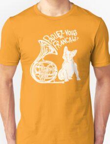 French Horn French Bulldog T-Shirt