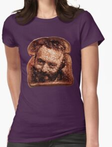 Christopher Hitchens - Toast Womens Fitted T-Shirt