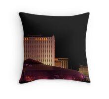 Circus Circus Hotel and Casino, Las Vegas, Nevada Throw Pillow