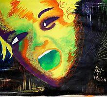 Rainbow Kid by Barbie Hardrock
