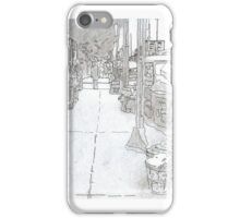 003-1025 South 9th St.   1954 iPhone Case/Skin