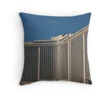 Las Vegas Hilton Hotel and Casino Throw Pillow
