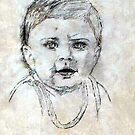 My Baby Portrait by Madalena Lobao-Tello
