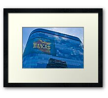 Harmon Hotel MGM City Center Framed Print
