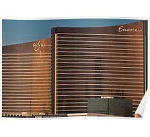 Wynn Las Vegas and Encore Poster