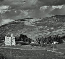 Forter Castle by dgscotland