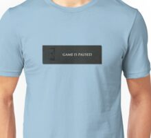 Pause Screen - Dota2 Unisex T-Shirt