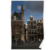 Inspiring Amsterdam Poster