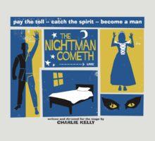 The Nightman Cometh (Horizontal)