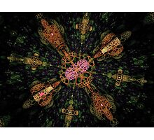 Synthetic Life Creation Photographic Print