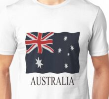 Australia flags Unisex T-Shirt