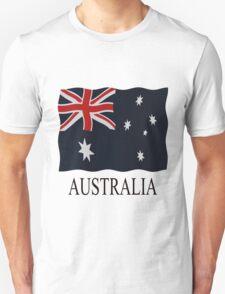 Australia flags T-Shirt