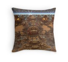 Beneath The Surface Throw Pillow