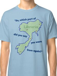 From Libraria Classic T-Shirt