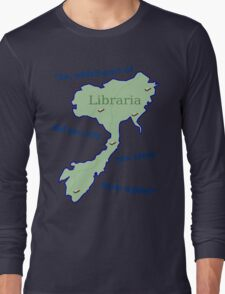 From Libraria Long Sleeve T-Shirt