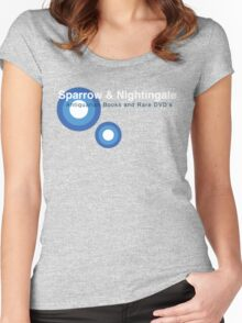 Sparrow and Nightingale Women's Fitted Scoop T-Shirt