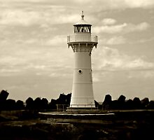 Belmore Lighthouse by Masterclass