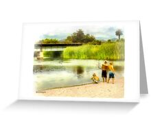 Brothers, Best Friends Greeting Card