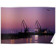 Port Poster