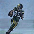 Jennings on the run by Dan Wagner