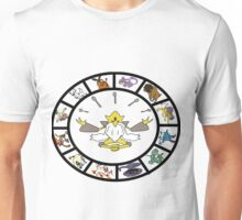 The Pokemon Chinese Zodiac Unisex T-Shirt