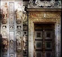 Ancient History Carved On the Walls by deborah zaragoza