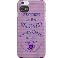 Beloved INSPIRATIONS 4 U iPhone Case/Skin