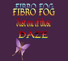 Fibro Fog Womens Fitted T-Shirt