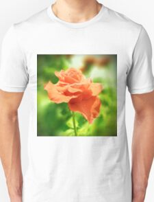 Vintage Rose Flowers Unisex T-Shirt