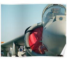 AV-8B Harrier II  Poster