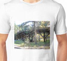 Pigtail Bridge, South Dakota Unisex T-Shirt
