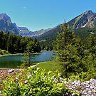 My favourite secret Swiss Lake by mamba