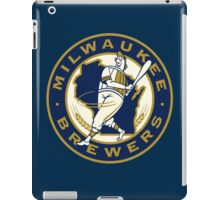 Brewers iPad Case/Skin
