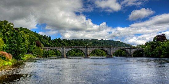 Thomas Telford's Finest Highland Bridge by Tom Gomez