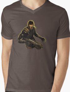 deus ex Mens V-Neck T-Shirt