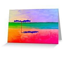 Beachalicous Greeting Card