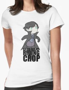 Gotta Get My RIDING CROP Womens Fitted T-Shirt