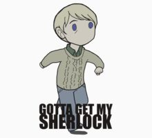 Gotta Get My SHERLOCK by wasitelves
