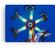 The Amusement Park  Canvas Print