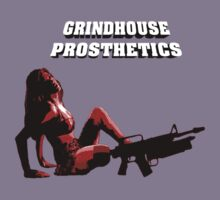 Grindhouse Prosthetics - Planet Terror by sciencefluff