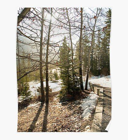 A little bit of Banff series #1 Poster
