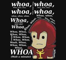 WHOA! -Roamin the Paladin (White Text) by Squinton27