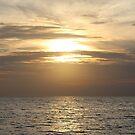 Gulf Sunset by Bob Hardy