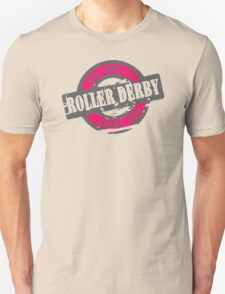 Roller Derby All Day Every Day Stamp T-Shirt