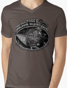 Around the World in 80 Days Tee or Hoodie Mens V-Neck T-Shirt