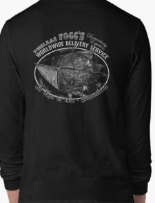 Phileas Fogg's Remarkably Expedient Delivery Service Long Sleeve T-Shirt