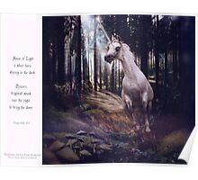 02 February: Faerie Folk Poster