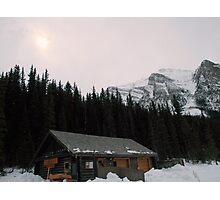 A little bit of Banff series # 3 Photographic Print