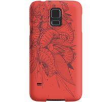 Feathered Nautilus Samsung Galaxy Case/Skin