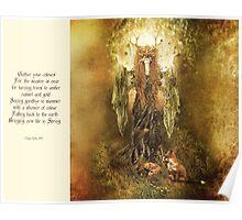 04 April: Faerie Folk Poster